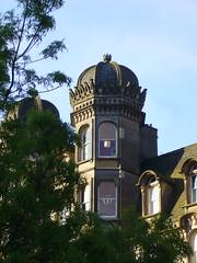 Turret (hcorper) Tags: 52in2016challenge urbanfragment urban city turret edinburgh scotland