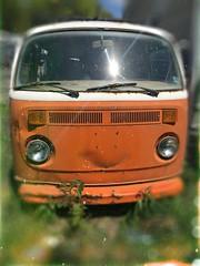 I'll ride again (BLACK EYED SUZY) Tags: vw van retro vintage volkwagen orange hipstamatic afterlight