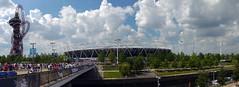 Olympic Stadium (Worthing Wanderer) Tags: olympicstadium london anniversary games athletics stratford sunny july sport