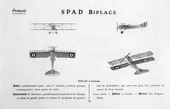 1917. Silhouettes d'avions classes par analogie__16 (foot-passenger) Tags: 1917    franais aviation bnf bibliothquenationaledefrance  wwi hispanosuiza gallica