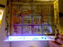 Foto criada em 2013-08-11 as 00.11 #2 (Atelier Renata GAM) Tags: photobooth reciclagem na caixa de bom bons atelier renata gam