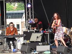 Danielle Howle, SummerTyne Americana Festival - Saturday 23rd July 2016 (pab2000) Tags: danielle howle summertyne americana festival sage gateshead jumpin hot stage live music gig concert