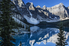 Moraine Lake (redhare1) Tags: redhare1 ehare redharephotography banff national park alberta canada mountains lake glacier morning