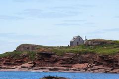 The Island Reader (FollowFiend) Tags: bonaventure quebec canada man island ferry summer august perce bassin fou de cruising hiking atlantic ocean