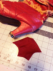 Boots4 (Kristin Brenemen) Tags: costume cosplay boot tutorial bootcovers sewing red hannah wyldkysscostumes