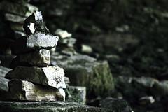 Soucre de crativit (adeline.rufener) Tags: bournillon source grotte balade nature pierre pyramide ombre nuances gris st julien en vercors eau