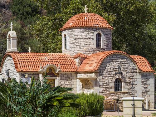 Christos Polentas Park and Agios Christoforos - Tauronitis - Voukolies road (1)