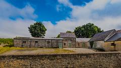 Dereliction at Rossdowney (areavie@gmail.com) Tags: foyle lough river londonderry derry nikon d810 full frame 2470mm allen reavie landscape bridge sky skies blue grey gray hdr