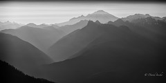 Domain of the volcano (D. Inscho) Tags: northcascades washington mtbaker kulshan twinsisters baconpeak usa northwest pacificnorthwest silhouette