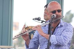 Viramundo (2016) 03 (KM's Live Music shots) Tags: worldmusic brazil viramundo marceloandrade concertflute flute festivalofbrasil hornimanmuseum