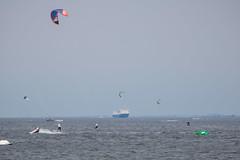 Kite-board Competition (Infomastern) Tags: competition malm redbullbattleofthesund ribban ribersborg hav kiteboarder kitesurfing sea tvling resund exif:model=canoneos760d exif:aperture=71 geocountry exif:focallength=300mm camera:make=canon exif:isospeed=100 camera:model=canoneos760d geolocation geostate geocity exif:lens=ef70300mmf456lisusm exif:make=canon