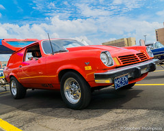 Chevy Vega (S. M. Thompson) Tags: car chevy chevrolet gm generalmotors vega