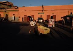 Jamaa El Fna Square (Atticus Tayar) Tags: jamaa el fna square morocco marrakech streetphotography person fujifilmx100t fujifilm light colour shadows africa
