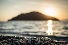 EXPLORED - Sunset in Milia Beach (kritsaloskostas) Tags: sporades greece gr milia beach skopelos sunset seaside kritsalos summer