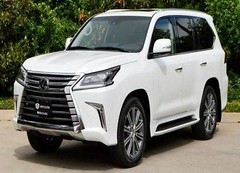 Lexus - LX 570 - 1931  (saudi-top-cars) Tags: