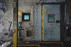 Quarantine (jgurbisz) Tags: jgurbisz vacantnewjerseycom abandoned nj newjersey industrial nawcad navalairwarfarecenter trenton rocket blastproof explosion