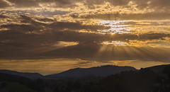 Switzerland Valley of Tavannes Sunset (charles.duroux) Tags: nyip