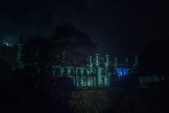 Brighton Pavillion by night