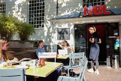 DSCF6502.jpg (amsfrank) Tags: summer sunday amsterdam candid prinsengracht cafe nel