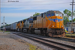 UP-NS IHB CPLG_0099  8-31-16 (eyepilot13) Tags: unionpacific sd70m norfolksouthern c449w lagrangeillinois ihb
