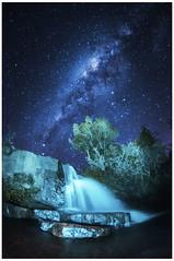 Guartelá_PR (Marco Biankovitch) Tags: guar guartelá tibagi recantoecológicodadora parqueguartelá paraná sul d90 fisheye milkway vialáctea night astrophoto cachoeira waterfall longexposure
