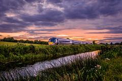 Sligo Train (cogy) Tags: train irish rail sligo dublin dmu 22000 kilcock kildare ireland