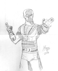 DeadShot (man_0022) Tags: art dccharacter willsmith suicidesqua