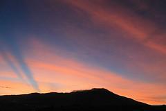 """Volcan  Galeras  ,""""siluetas"""",(Pasto,Colombia ) (Sebas GR) Tags: volcano colombia nariño silueta"""
