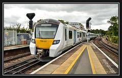 22.09.16 Tulse Hill..Thameslink Desiro 700103.. (Tadie88) Tags: nikond7000 nikon18200lens tulsehillstation london railways stations tracks signals platforms thameslinkseimens desirosclass 7001 700103 lunaphoto