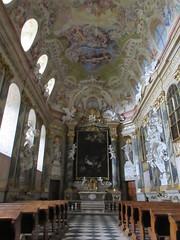 Chapel of the chateau, Valtice, Czechia (Paul McClure DC) Tags: czechia czechrepublic aug2016 moravia břeclav valtice feldsberg lednickovaltickýareál architecture historic church jihomoravskýkraj