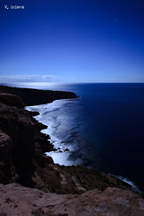 Resplandor de la noche (Vctor Onieva) Tags: nocturna noche mallorca luna llena reflejo resplandor mar mediterraneo
