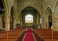 Felkirk, West Yorkshire, St Peter (Tudor Barlow) Tags: felkirk england westyorkshire churches parishchurch listedbuilding gradeilistedbuilding autumn lumixfz200 southhiendley