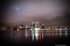a magical night in toronto (HDR) (Rex Montalban) Tags: longexposure toronto skyline night hdr hss rexmontalbanphotography sliderssunday