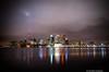 a magical night in toronto (HDR) (Rex Montalban Photography) Tags: longexposure toronto skyline night hdr hss rexmontalbanphotography sliderssunday