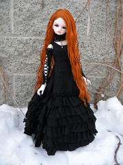 cossette 4 (OctoberDolls) Tags: black ball october doll vampire mind bjd dim default fer jointed dollheart bellosse