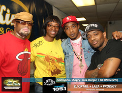 "Oxtail (Road Intl), Laza Morgan & Prodigy • <a style=""font-size:0.8em;"" href=""http://www.flickr.com/photos/92212223@N07/8381137721/"" target=""_blank"">View on Flickr</a>"