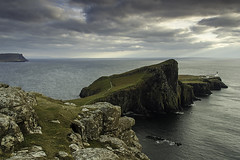 NEIST POINT (Steve Boote..) Tags: sea sky lighthouse seascape coast scotland isleofskye innerhebrides coastline westernisles manfrotto 06s neistpoint leefilters 09s steveboote canoneos550d sigma18200dcosf3556
