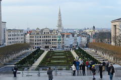 Mont des Arts Gardin Photo