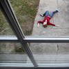 More Window Pain (YetAnotherLisa) Tags: window windowpane windowpainfallsplatbodyselfportrait