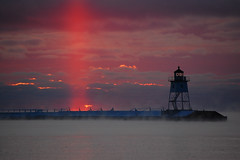 DSC_0545 copy (David R. Johnson) Tags: lighthouse lake superior grand marais