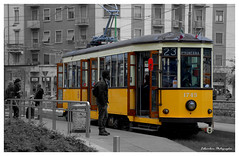 Tram n23 (Edbumbum) Tags: nikon remember tram blackcolors musictomyeyes finegold nikond80 flickridol flickrestrellas nikonflickraward artofimages flickraward eliteflickridol chariotsofartistslevel1 rememberthatmomentlevel1 rememberthatmomentlevel1 edbumbum
