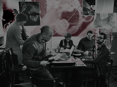 The Purpose (nemenfoto) Tags: art valencia cafe concert arte live concierto sound dibujo infinito purpose vivo viu sonoro sonido cafeinfinito dibujar sonor actuacion artesonoro dibuixar thepurpose nemenfoto artsonor