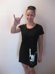 """T shirt Dress • <a style=""""font-size:0.8em;"""" href=""""http://www.flickr.com/photos/77052536@N05/8449208492/"""" target=""""_blank"""">View on Flickr</a>"""