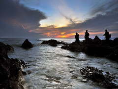 ::E.N.T.H.U.S.I.A.S.T:: (Zawawi Isa) Tags: seascape sunrise landscape exposure slowshutter getty pantai terengganu waterscape gettyimage kualaterengganu subuh nikond90 pandak nikonflickraward