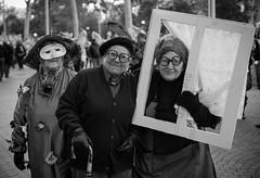 Ancianos (BuRegreg) Tags: street spain streetphotography streetphoto albacete spania castillalamancha 2013 carnaval2013