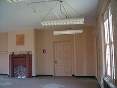Thioridazine State Hospital (Lilly Pfizer) Tags: abandoned ma charlesriver psychiatric statehospital