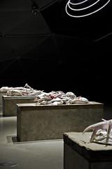 Ausstellungsaufbau (Universalmuseum Joanneum) Tags: art kunsthaus exhibition setup graz aufbau berlindedebruyckere