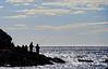 Pescadores de plata (fjsantoyo) Tags: contraluz plata pescadores portmán fjsantoyo