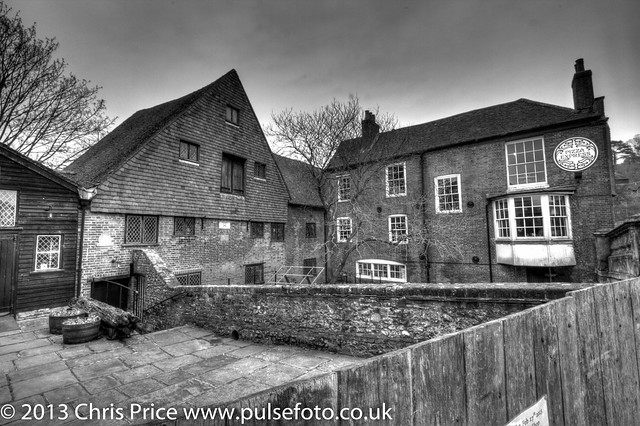 Winchester City Mill and Pizza Express!!