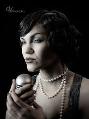 the singer (DMotown) Tags: portrait woman model singer microphone wescott thepinnaclehof kanchenjungachallengewinner kanchenjungawinner photoproexpo pinn250213 tphofweek191